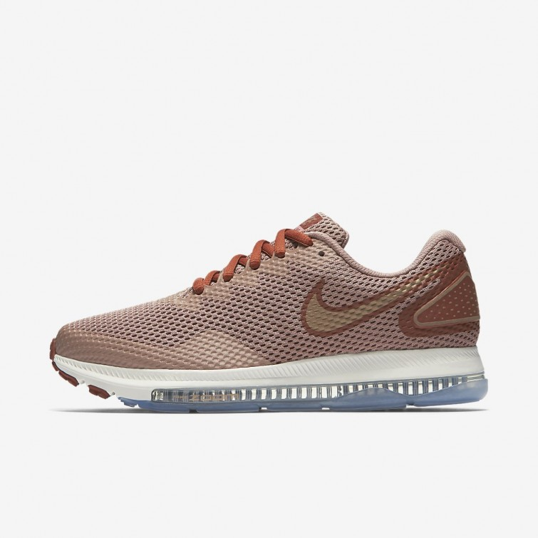 df98cbc180785 Nike Zoom All Out Low 2 Running Shoes For Women Dusty Peach Particle Pink