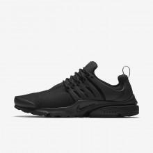 Nike Air Presto Essential Lifestyle Shoes For Men Black 355VJRXQ